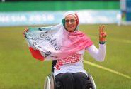 دو بانوی ایرانی کاندید دریافت جایزه کمیته بینالمللی پارالمپیک