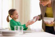 سپردن مسئولیت متناسب با سن کودک
